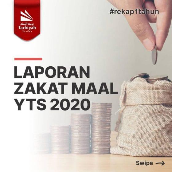 Laporan Zakat Maal YTS 2020